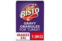 Bisto Turkey Gravy Granules 1.9kg