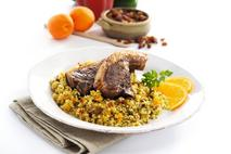 Brakes Moroccan Style Couscous