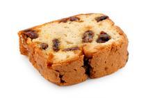La Boulangerie Gluten Free Genoa Cake Slice