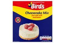 Bird's Cheesecake Mix