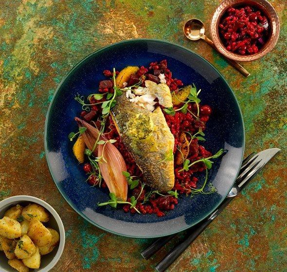 Christmas Fish & Seafood