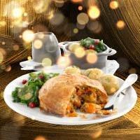 Christmas Vegetarian & Vegan