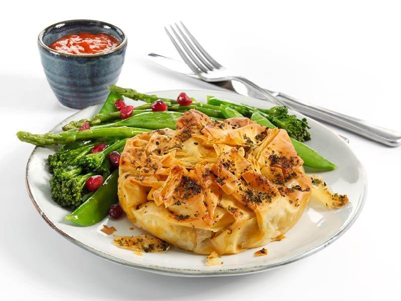 Individual Prepared Meals