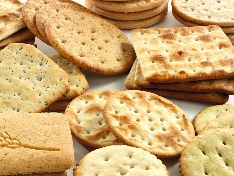 Savoury Biscuits & Crackers