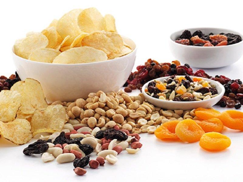 Crisps, Snacks & Nuts