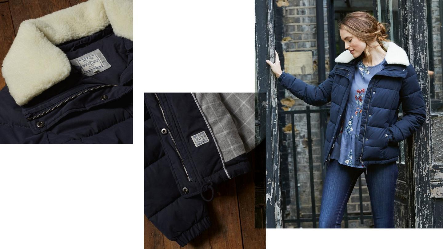 f6ea6ad86 Looking for women's winter coats and jackets? Step this way ...