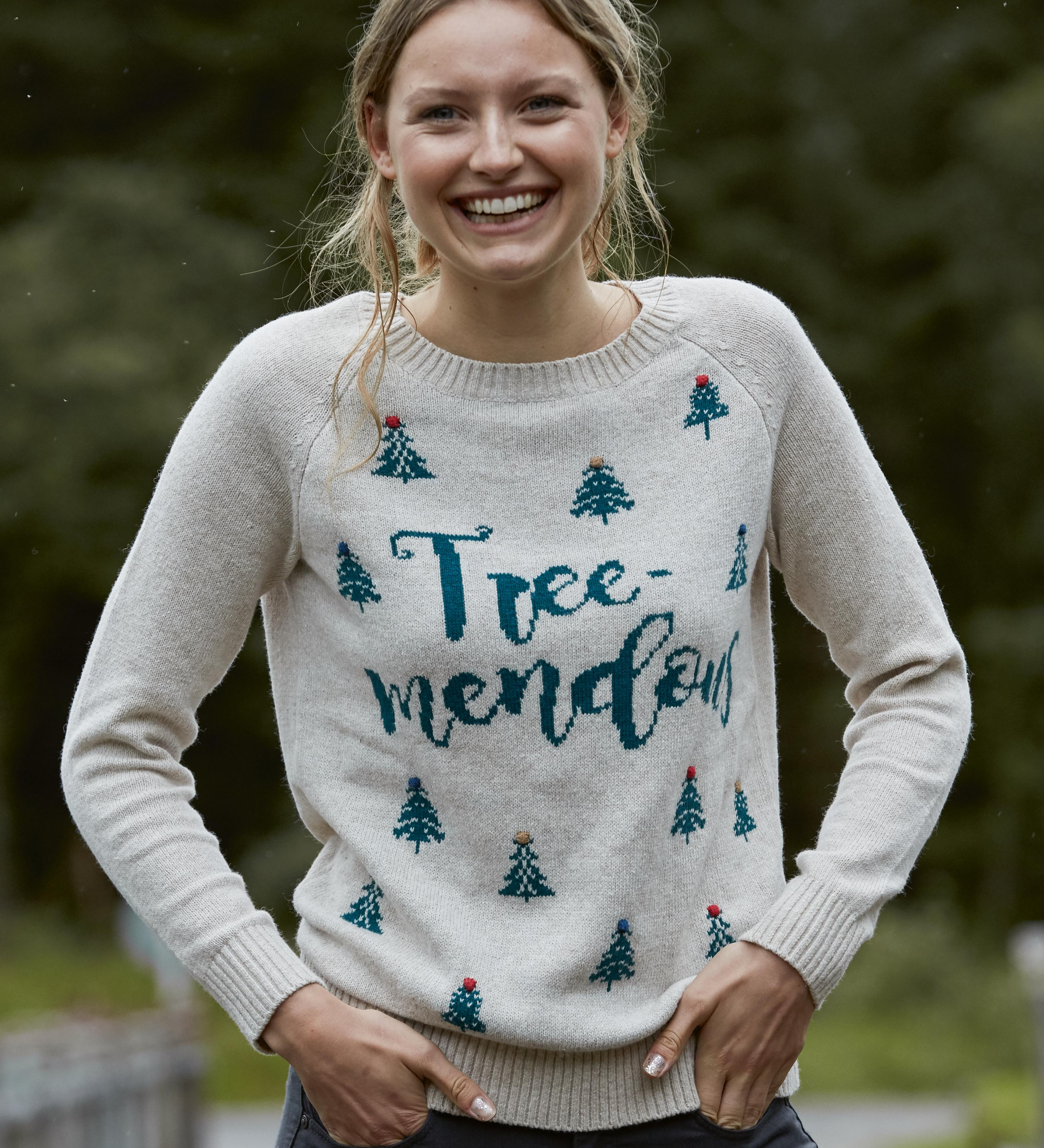 You'll find loads of soft, warm jumpers for women this winter.