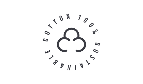 Sustainable cotton logo