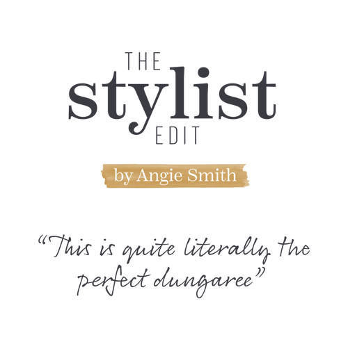 The Stylist Edit by Angie Smith - 'This is quite literally the perfect dungaree'