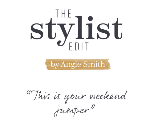 The Stylist Edit by Angie Smith - 'This is your weekend jumper'