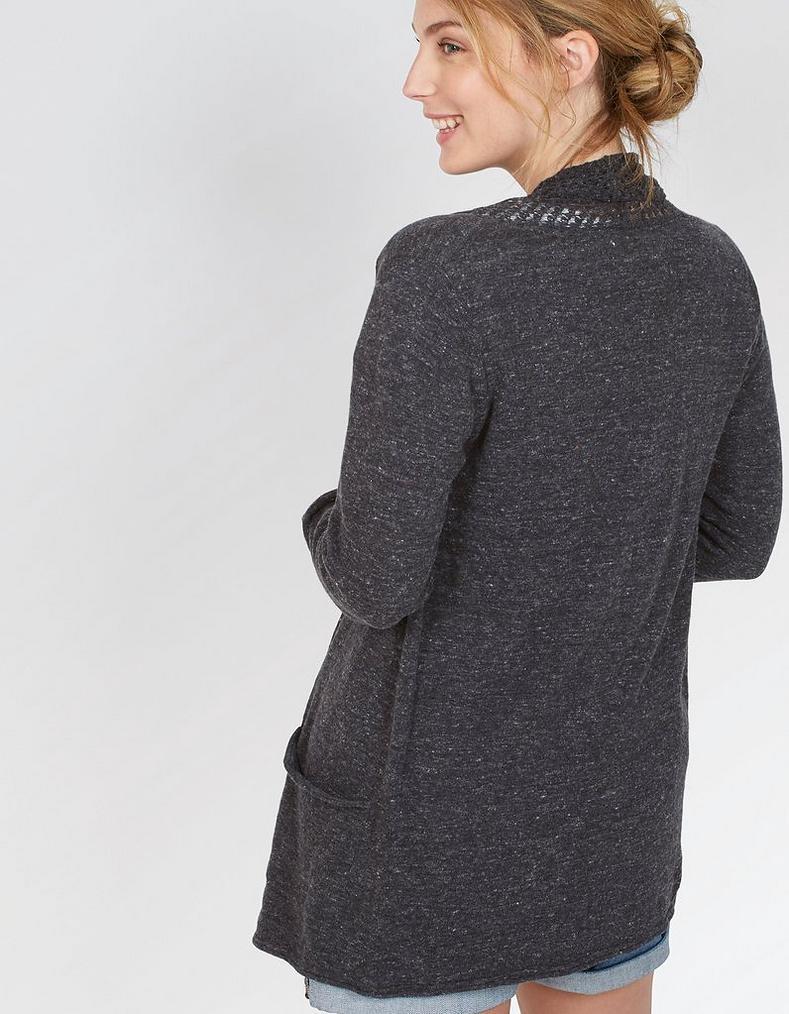 Libby Cardigan Knitwear Olive Basic Cardy