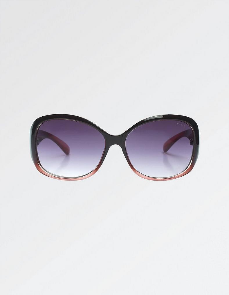 0fda36d611 Bordeaux Alexandra Soft Square Sunglasses