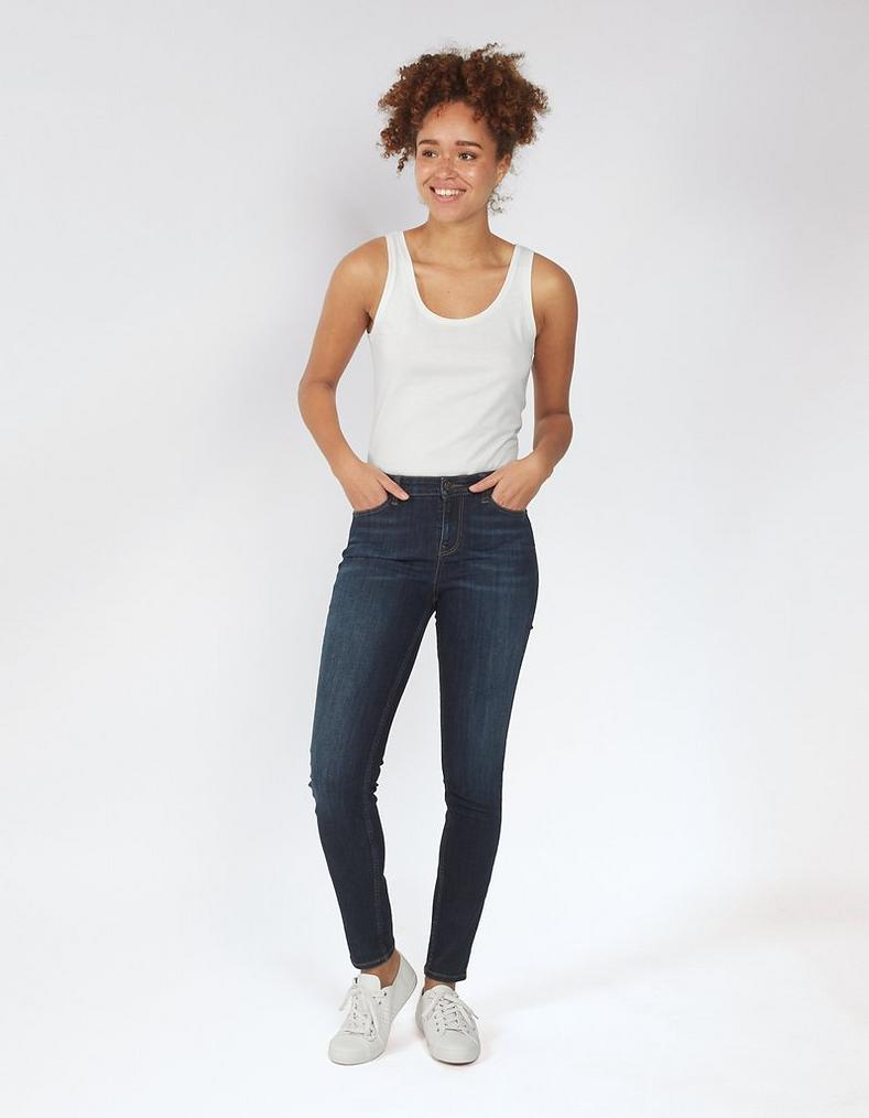 9285f7f41dc10 Ink Blue Super Skinny Jeans