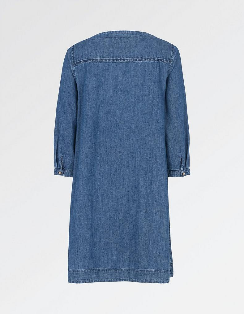 7a1a3b69c9a Livvy Chambray Dress