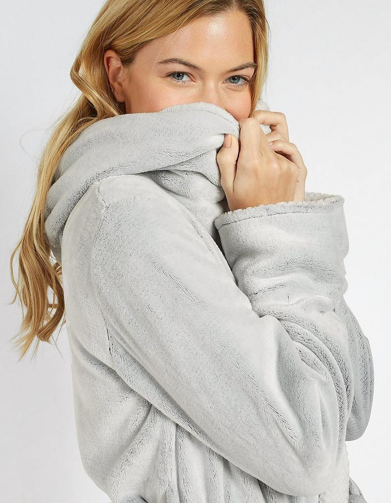 Penny Dressing Gown, Nightwear   FatFace.com