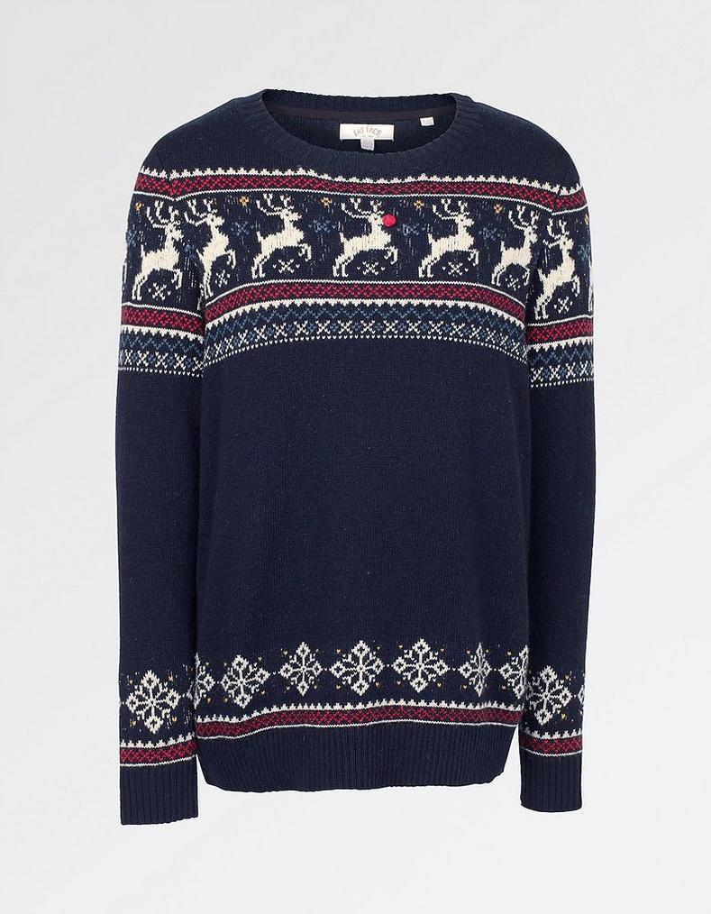 ruby reindeer christmas sweater - Reindeer Christmas Sweater