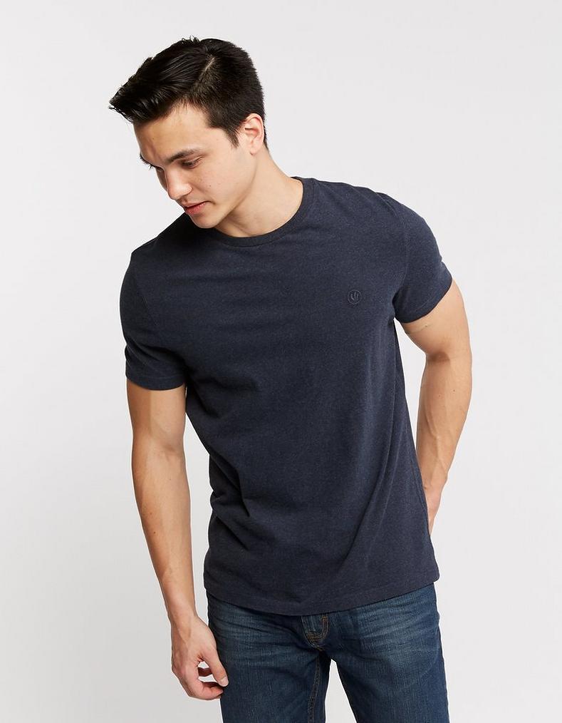 3bb04ce05b Hawnby Organic Cotton Crew Neck T Shirt, T-Shirts   FatFace.com