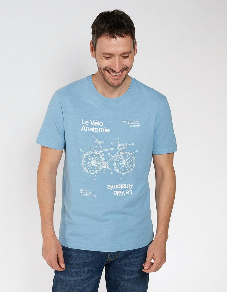 Cycling Graphic T-Shirt, T-Shirts & Polos | FatFace.com