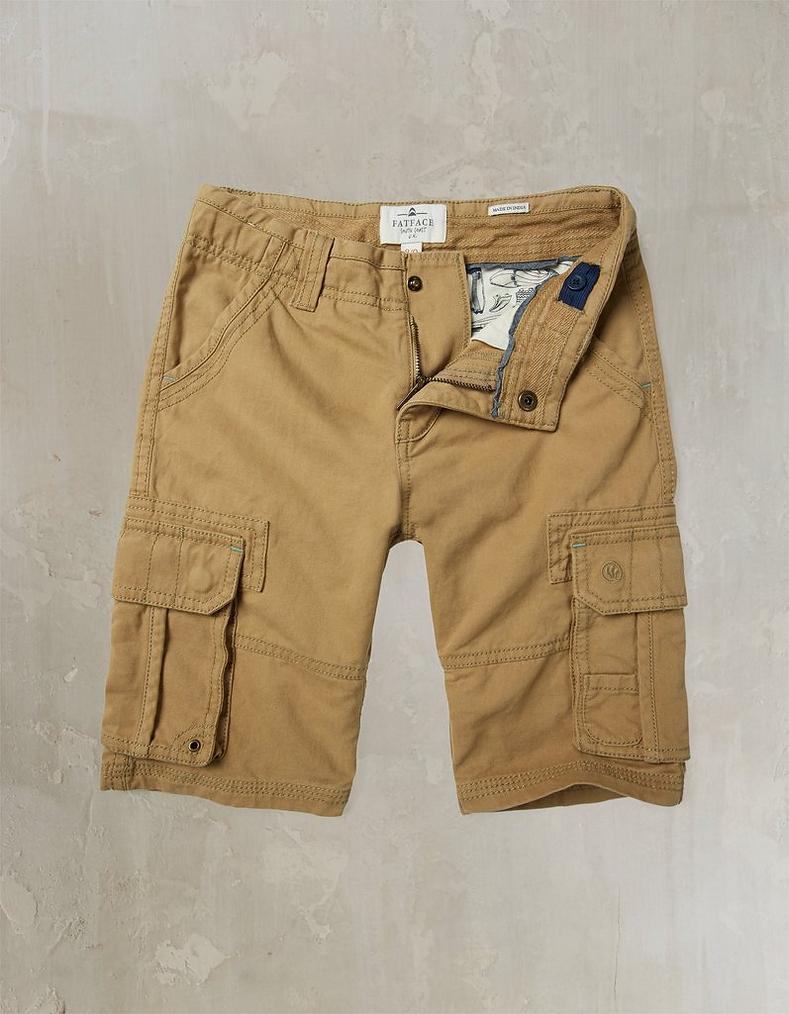 Fat Face Boys Tenby Cargo Shorts