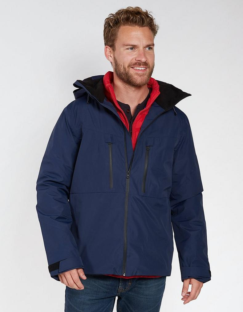 9cc782dce0b8c Burbage Waterproof Jacket, Coats & Jackets | FatFace.com