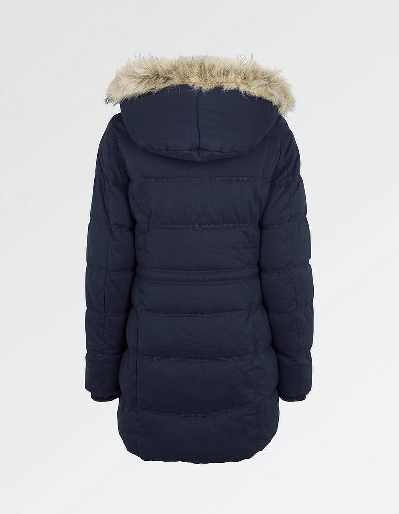 Cumbria Long Puffer Jacket