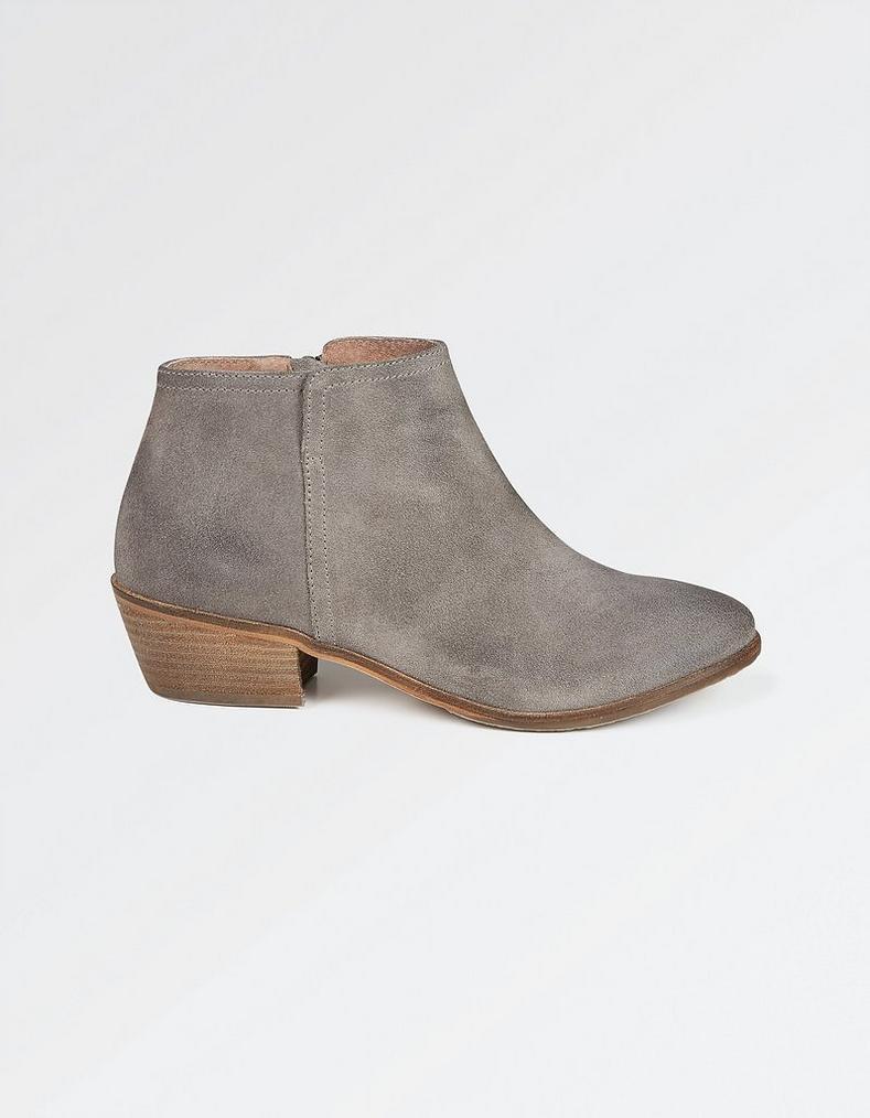 5c67e9705a6a Lytham Suede Ankle Boots