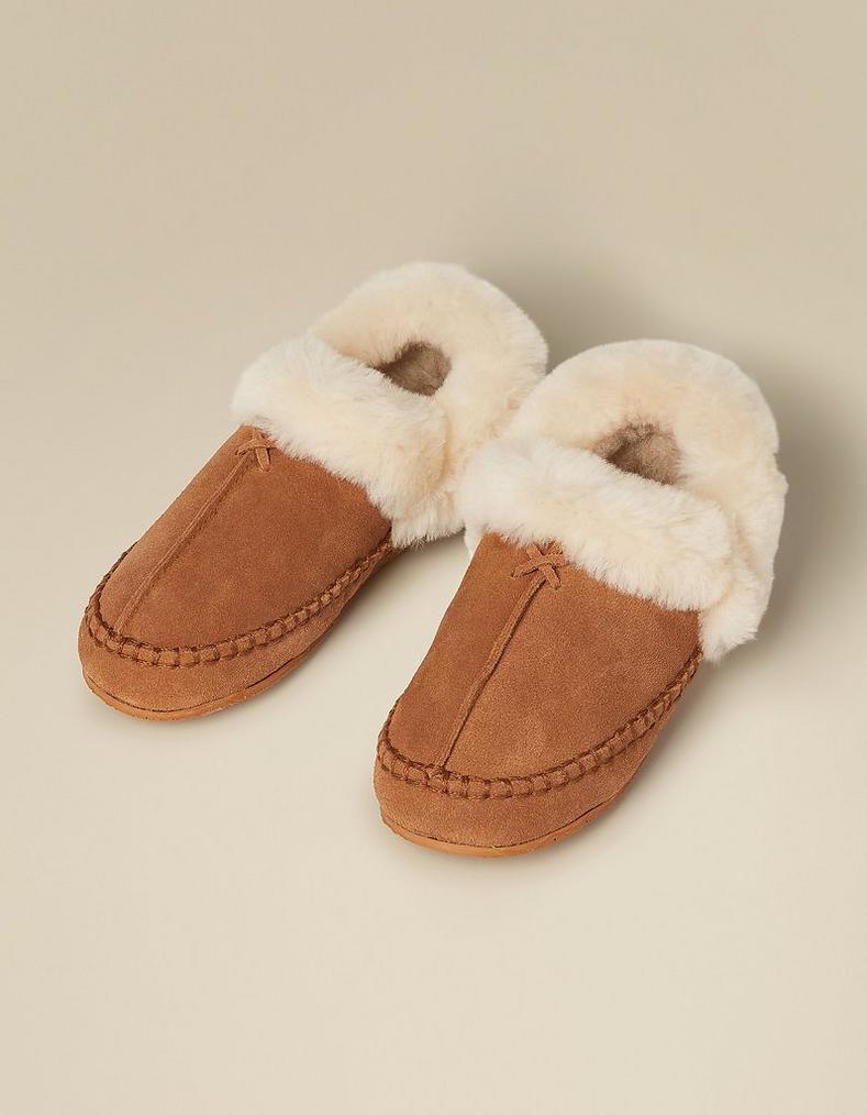 bfe6e336936 Shauna Sheepskin Slipper Boots