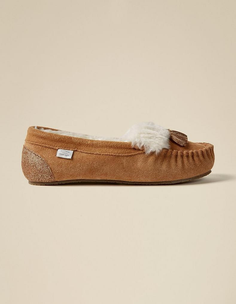 d69eb5268061 Suzie Suede Loafers