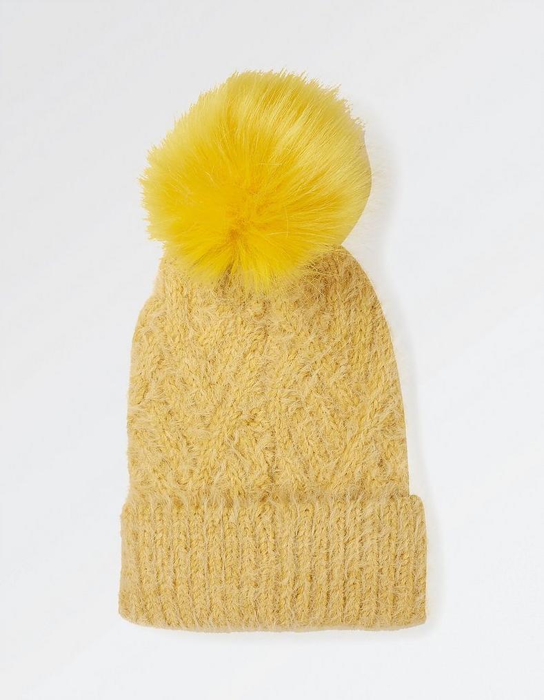 beee0c0f Anna Plain Knit Beanie