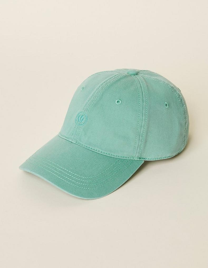 34d42bfc9d028 Green Plain Baseball Cap