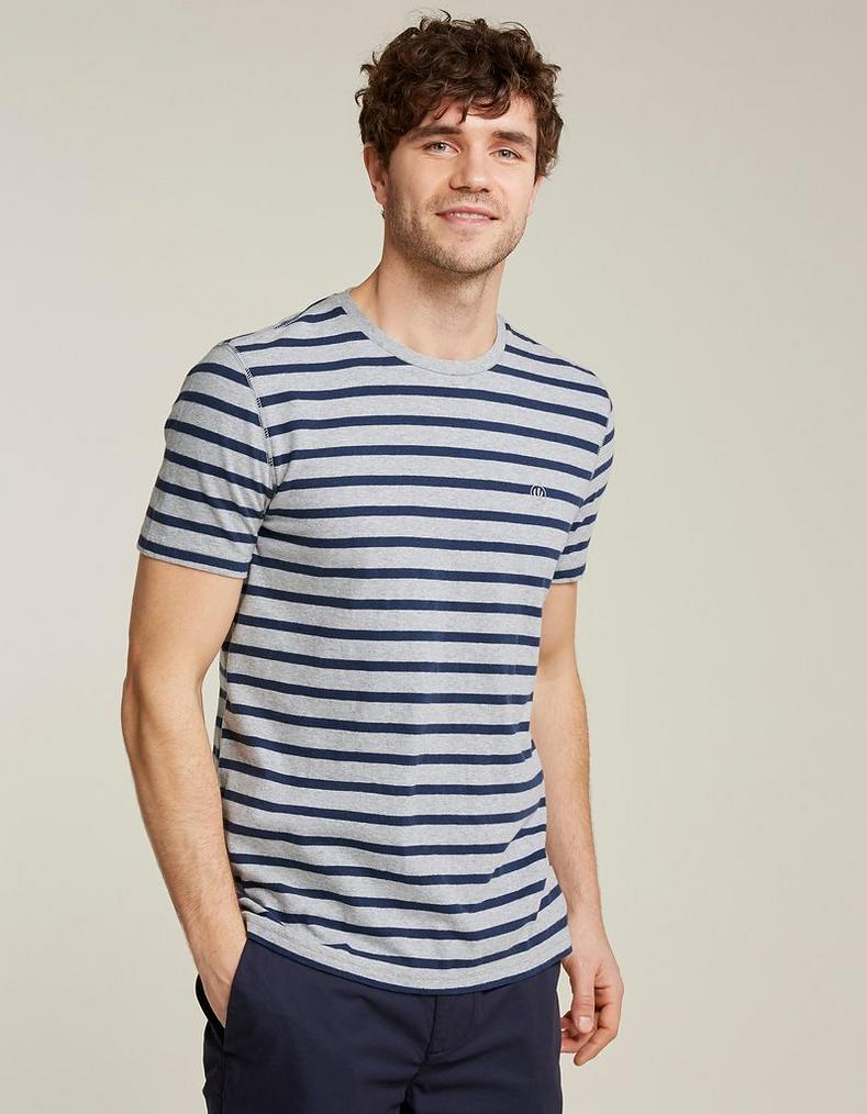 174b6c08 Hawnby Breton Stripe T-Shirt, T-Shirts & Polos | FatFace.com