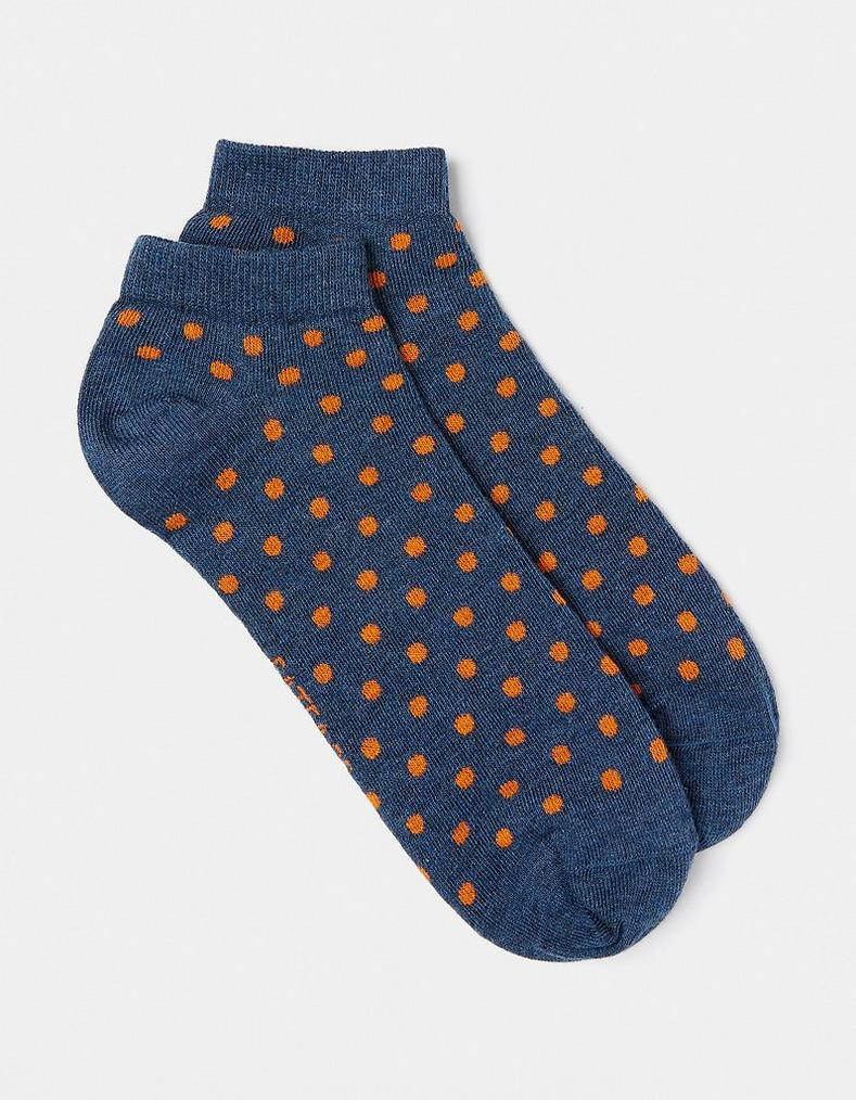 100% quality fresh styles huge inventory One Pack Spotty Trainer Socks