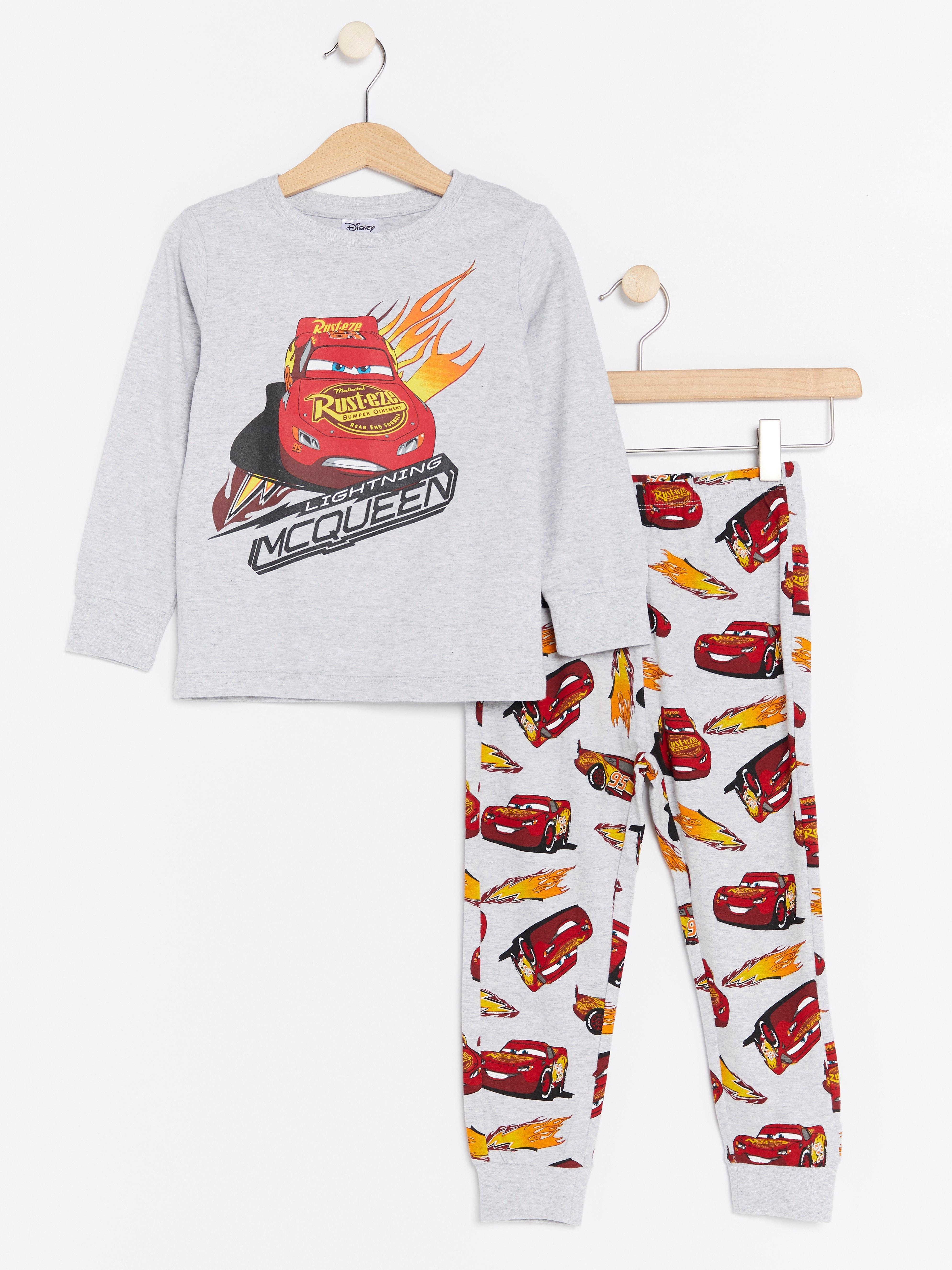 Pyjamas med Bilar Lindex - Shoppa idag 5ed82c2708342