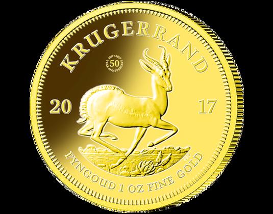 Südafrika 2017 1 Unze Gold Krügerrand Mdm Deutsche Münze