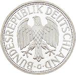 1-D-Mark Bundesadler G