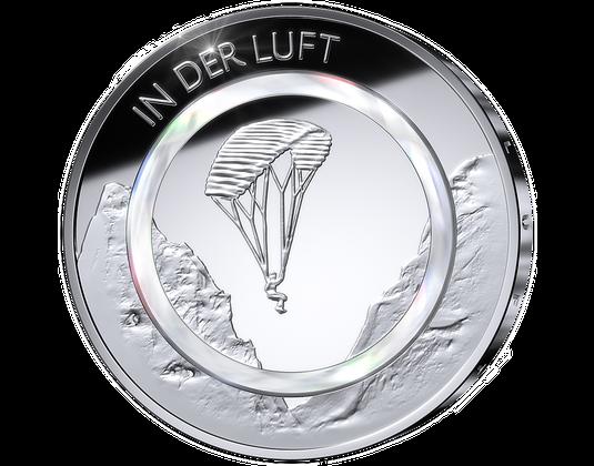 10 Euro Münze 2019 In Der Luft Mdm Deutsche Münze