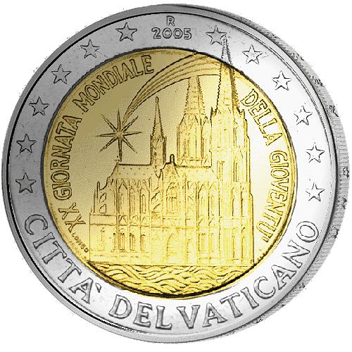 2 Euro Münzen Vatikan Kaufen Münzen Günstigerde Münzen Günstigerde