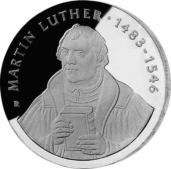 20 Mark Silber Münze Ddr Luther 1983 Münzen Günstigerde