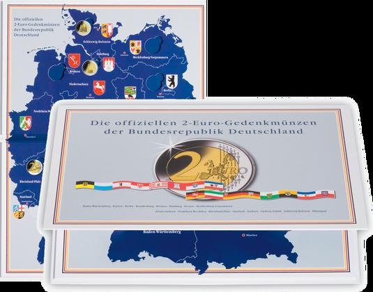 Sammel Album Für 2 Euro Mdm Deutsche Münze