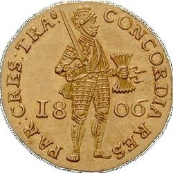 Golddukaten Niederlande 16 19 Jahrhundert Mdm Deutsche Münze