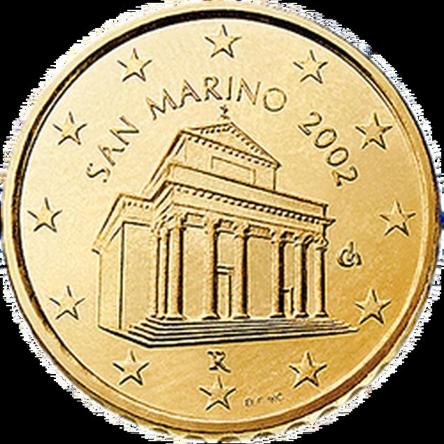 10 Euro-Cent San Marino Motivseite