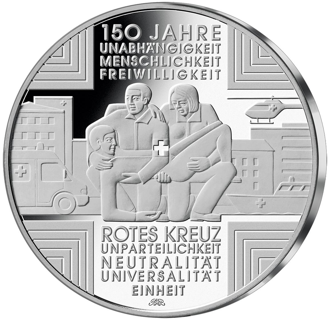 10 Euro Silber Münze Bauhaus Dessau 2004 10 Euro Münzen Euro