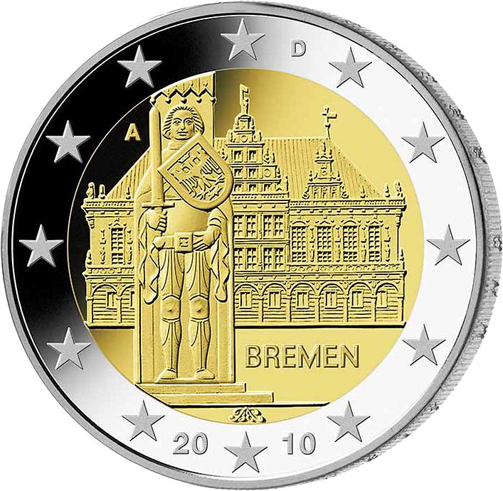 2 Euro Sondermünzen 2006 2014 Mdm Deutsche Münze