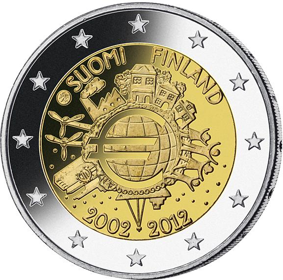 2 Euro Münzen Finnland Münzen Günstigerde Münzen Günstigerde