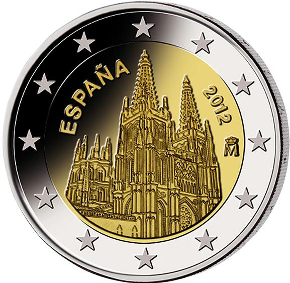 2 Euro Münzen Spanien Kaufen Münzen Günstigerde Münzen Günstigerde