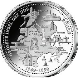40 Jahre Ddr Mdm Deutsche Münze