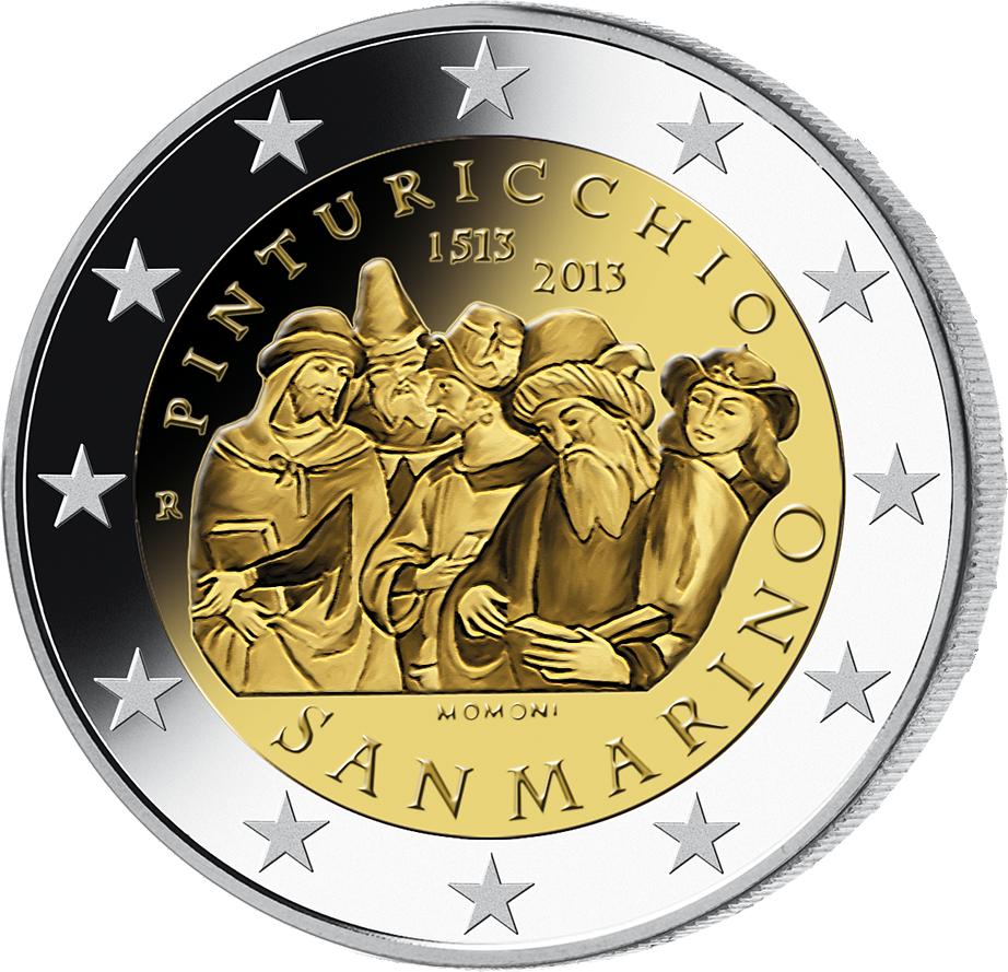 2 Euro Münzen San Marino Münzen Günstigerde Münzen Günstigerde