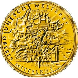 """20-Euro-Goldserie """"Deutscher Wald"""": Linde"""