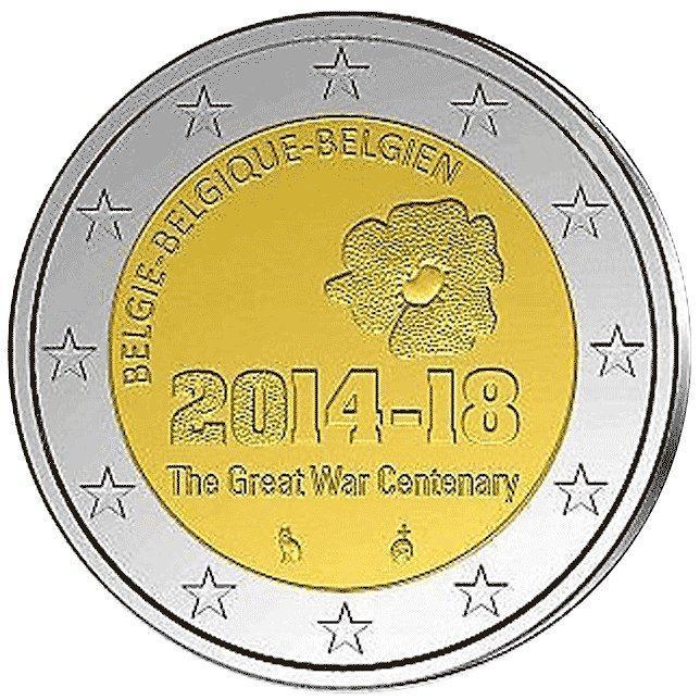 2 Euro Münzen Belgien Münzen Günstigerde Münzen Günstigerde