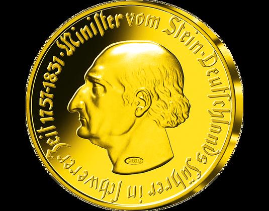 Drei Zeitzeugen Der Deutschen Münz Geschichte Mdm Deutsche Münze